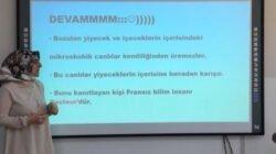 Bilgi Evi'nin uzaktan eğitim sistemine yoğun ilgi